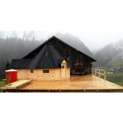 Grill House 25 m² 269 sq.ft.